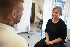 Patienter slap for sondemad