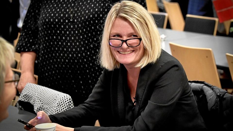 Borgmester i Frederikshavn Kommune, Birgit Hansen (S), er både lettet og glad. Arkivfoto: Kim Dahl Hansen