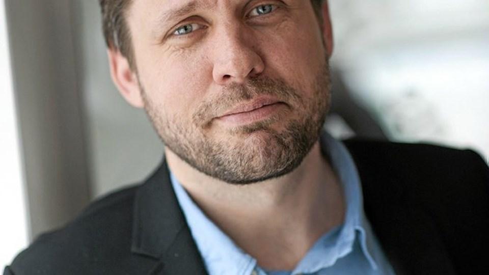 Martin Østergaard Christensen siger farvel til skoledirektørjobbet i Aalborg Kommune og begynder 1. december som direktør for Aarhus Kommunens børne- og ungeforvaltning. Arkivfoto