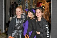 Se billederne: Uhyggelig vellykket Halloween i Skørping