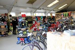 Tohjuls-butik på ny adresse