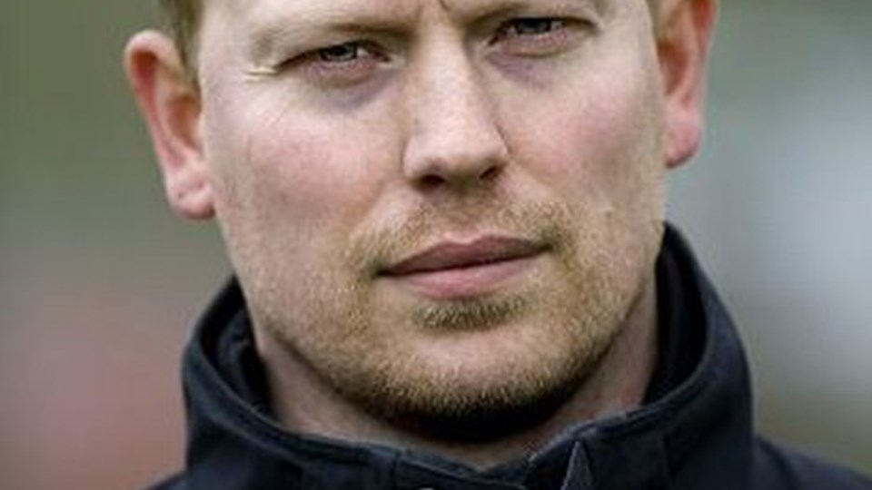 Claus Jensen - ny sportsredaktør på NORDJYSKE.