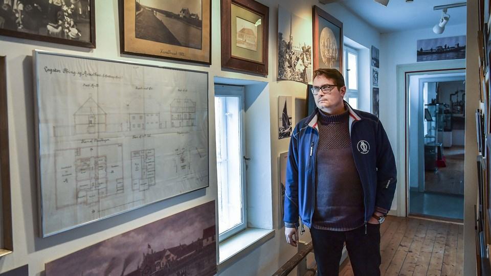 De små museer frygter, at statstilskuddet er på vej til at blive barberet. Foto: Michael Koch