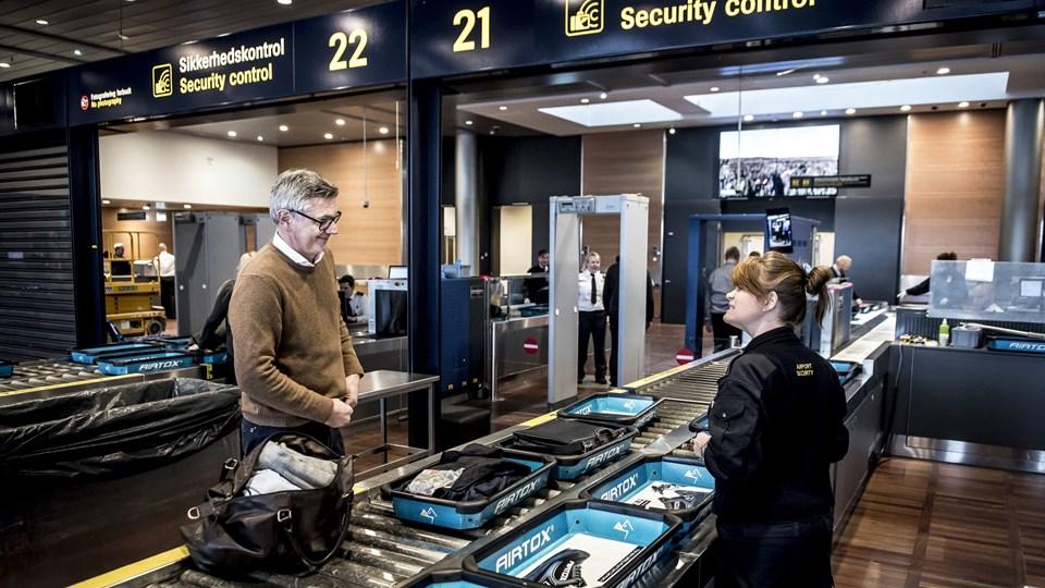 Både passagertal, omsætning og indtjening voksede i Københavns Lufthavn i 2017, men væksten er aftaget i forhold til tidligere år. Foto: Scanpix/Mads Claus Rasmussen