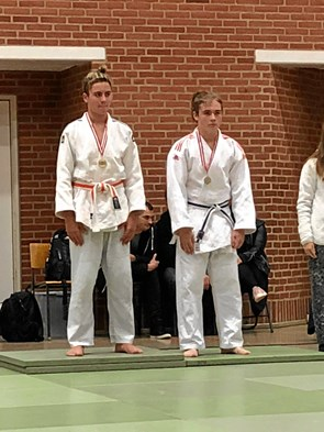 Ørsø Judoklub til stævne i Skive