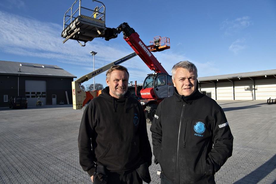 Brødrene Pedersen tænker gerne højt - meget højt ...
