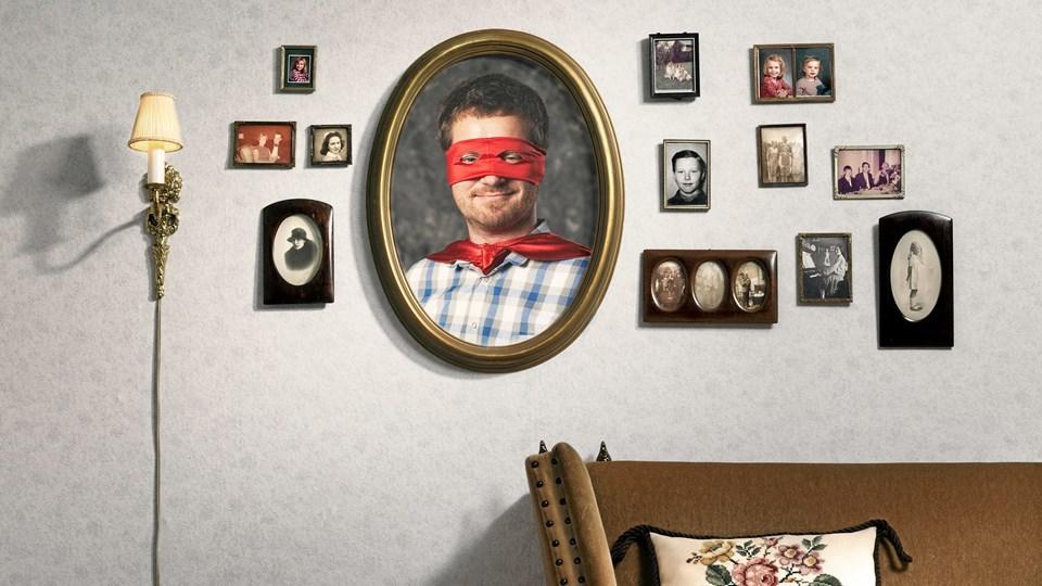 """Bliv dagens helt og sæt en røgalarm op hos et ældre familiemedlem. Kampagnen """"Red farmor"""" begynder på mandag. PR-foto"""