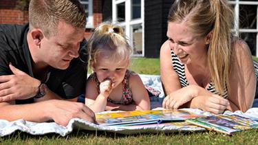 Kirsten og Peter skiftede Aalborg ud med Aabybro: - Luften er bare lidt renere herude
