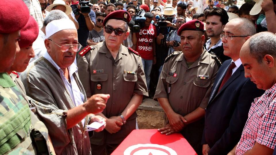 TUNISIA-TURKEY-ATTACK-AIRPORT-FUNERAL Foto: Scanpix/Bechir Taieb