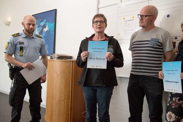 Hjørring Skytteforening ramte plet med sin ansøgning ...Foto: Henrik Louis