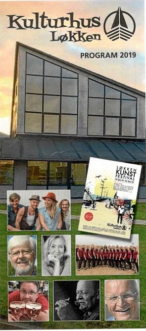 Løkken Kulturhus med helårsprogram
