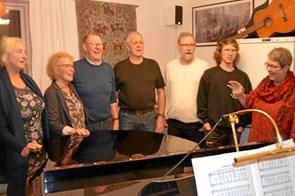 Syng dansk koncert i Hulsig Kirke