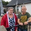 Karsten og Doris i støjhelvede: Motorcross og nu også skydebane i baghaven