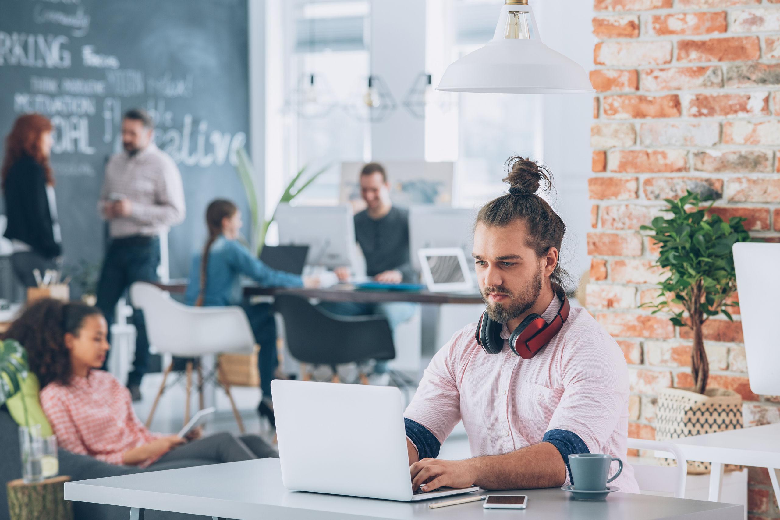 Billige og centrale kvadratmetre til iværksættere