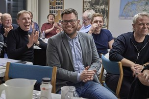 Afløser ekskluderet formand: Linnemann i spidsen for SF i Nordjylland