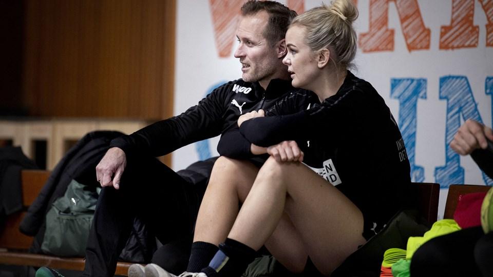 Klavs Bruun Jørgensen har fået mulighed for at samle Stine Jørgensen og resten af kvindelandsholdet til en ekstraordinær træningstur forud for VM i Tokyo.