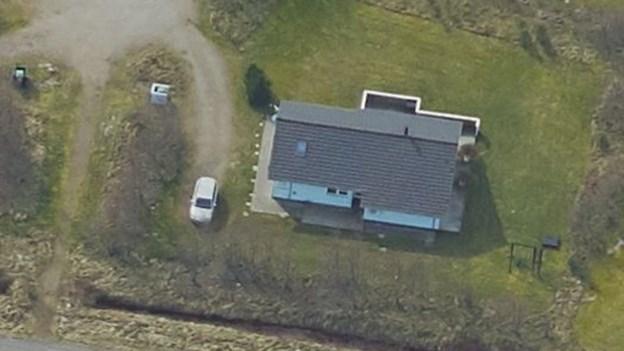 Fritidshus på Kronvildtvej i Krogen har skiftet ejer