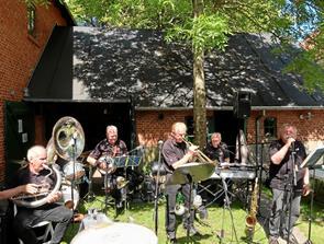 Jazz og mad på Torvet