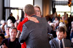 Kunsten-direktør på vej til top-job i Stockholm: Alle ville sige farvel til Gitte Ørskou