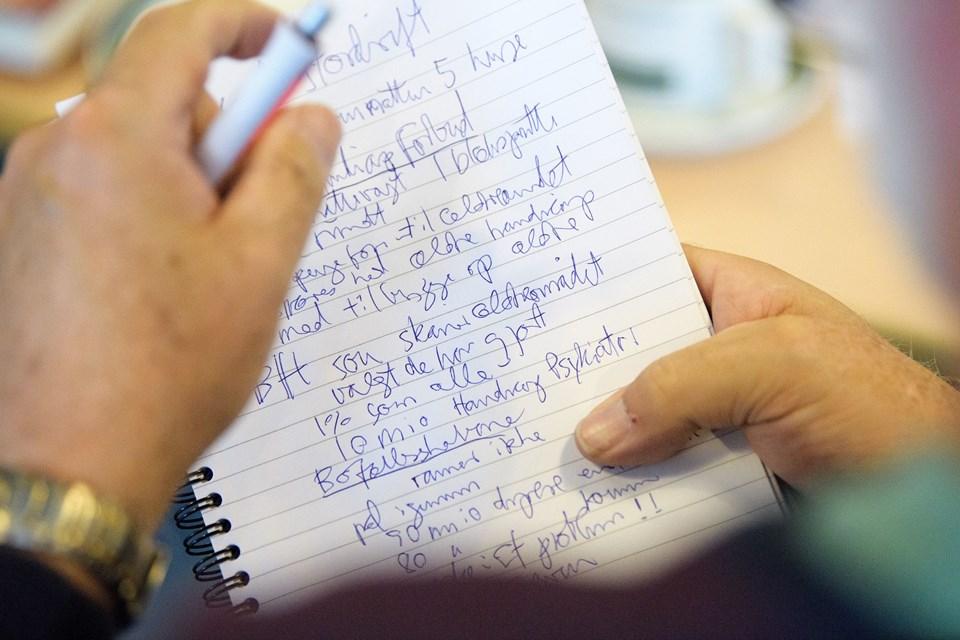 Fem ældreorganisationer i Skagen har indbudt til møde om de ældres forhold.  Foto: Peter Broen