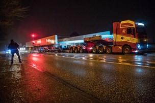 Se billederne: Kæmpe stålbro blev flyttet