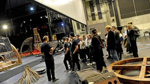 Gymnasieelever på kultur-tur til København
