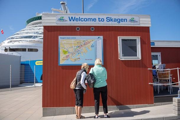 Skagen slår krydstogtrekord for tredje år i træk