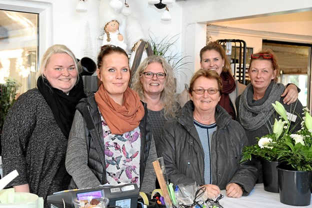 Personalet er nu samlet på Rødhusvej, hvor det hele startede. Foto: Flemming Dahl Jensen