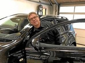 40 år jubilæum hos Astrup Auto