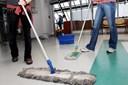 Nu reagerer omstridt rengørings-firma: Vi har styr på tingene