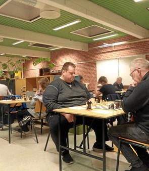 Sejr til Morsø Skakklub