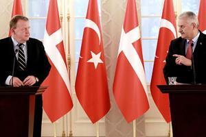Analytikere: Tyrkisk krise kan sprænge mellem Løkkes hænder