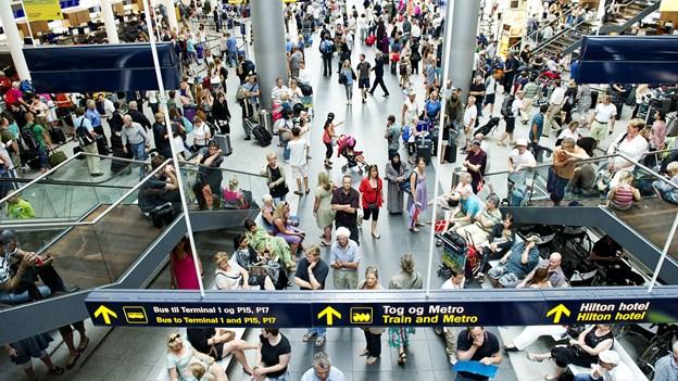 Københavns Lufthavn runder 30 millioner rejsende på et år
