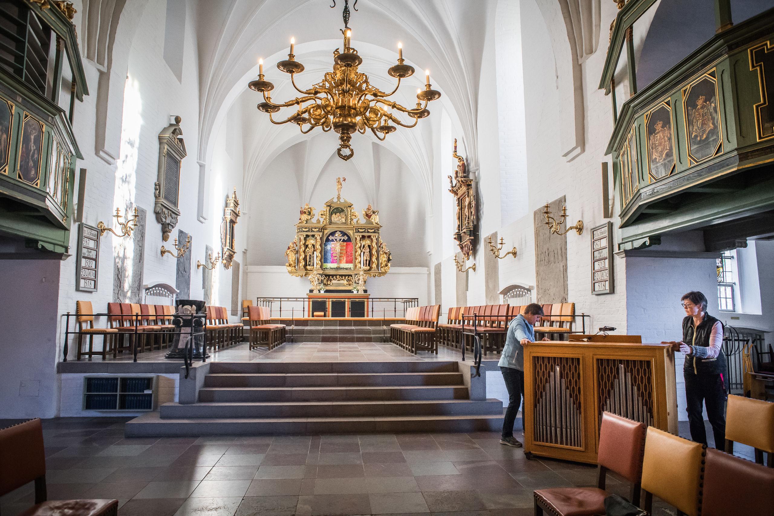 Drop-in-dåb hitter i Aalborg