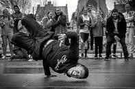 Kom til gadefest: Oplev hiphop-kulturen på tætteste hold
