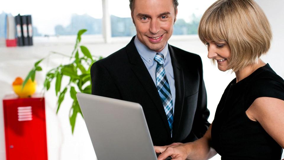 Hvis du får for lidt i løn, kan du tage alternative metoder i brug. Foto: Colourbox
