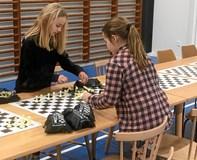 Klasseturnering i Tornby på skakdagen