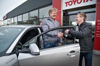 Allan fra Hjørring vandt bil til 300.000 kroner