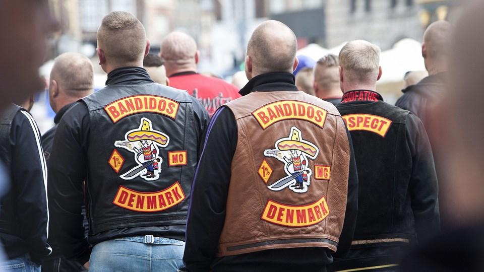 Bandidos rockere Foto: Scanpix/Bjarke Bo Olsen