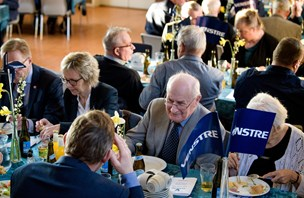 Kristian Jensen skuffede venstrefolk: Måtte fejre 100 år uden en minister
