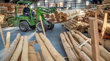 Nordjysk erhvervseventyr: Miljørigtigt træ giver Søren og Jon overskud 17 år i træk