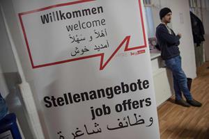 Tysklands arbejdsløshed er rekordlav