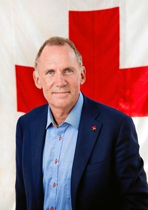 Røde Kors-chef beretter i Arden