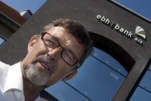 Efter længere tids sygdom: Tidligere ebh bank-formand død