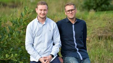 Mathias og Roland kører i hver sin Audi: Vi vil ikke klima-shames