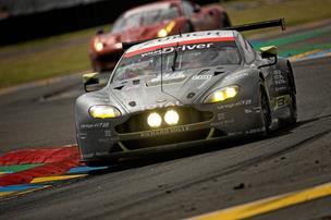 Nordjyde færdig i Le Mans: Hamrede ind i barriere med høj fart