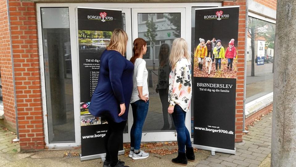 På lørdag åbner bæredygtighedsbutikken i Bredgade. Privatfoto