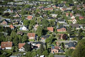 Ikke set siden 2014: Huspriser stiger mere end ejerlejligheder