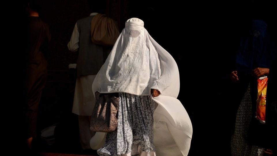 AFGHANISTAN-RELIGION-MUSLIM-EID Foto: Scanpix/Farshad Usyan