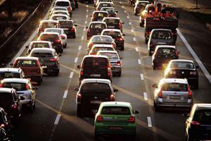 Stigende overskud: Formidling af biler er en pengemaskine